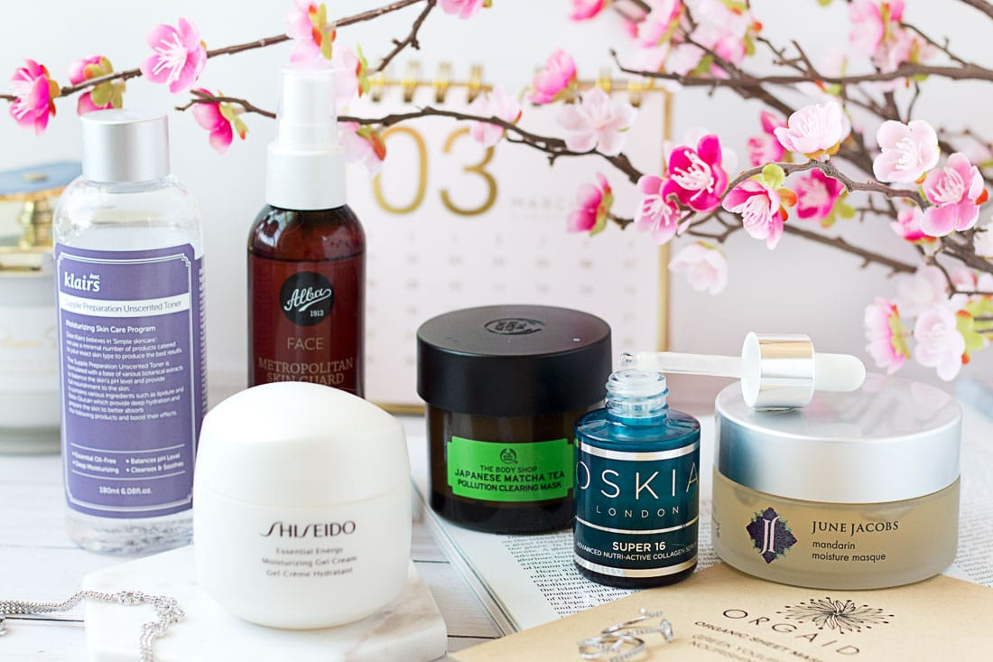 Spring skincare discoveries (that I've been loving)