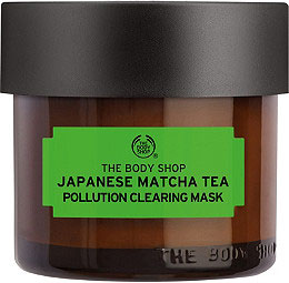 The Body Shop Japanese Matcha Tea Pollution Clearing Mask