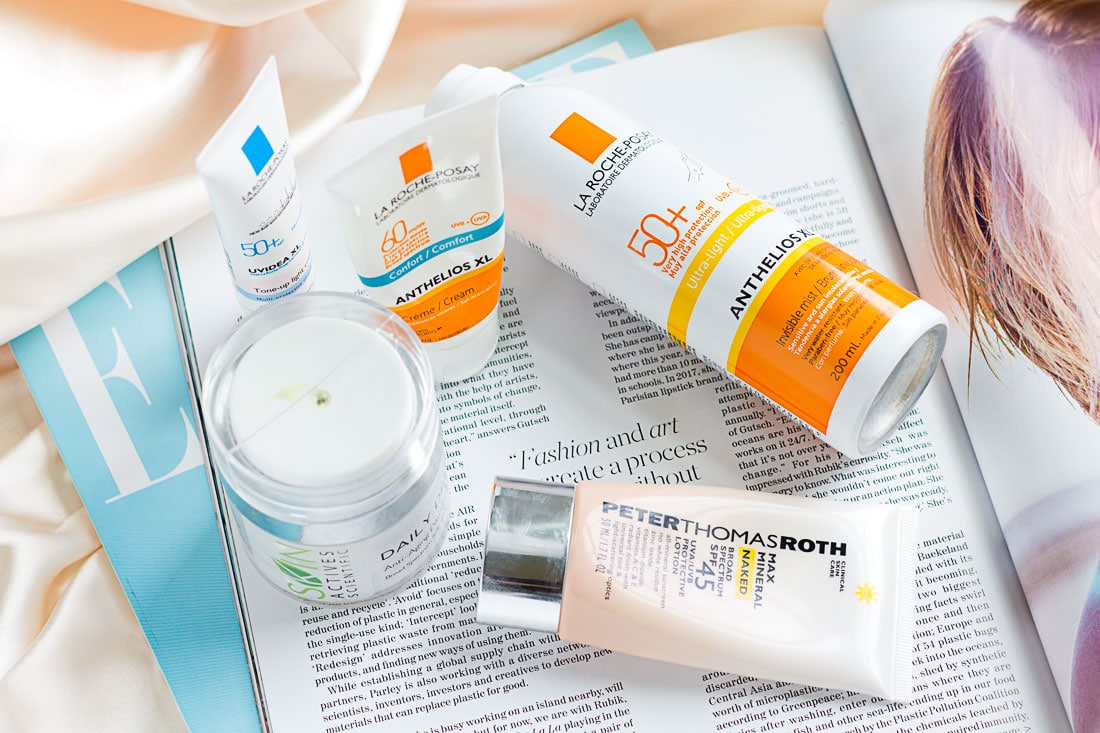 7 sunscreens for all scenarios and skin types