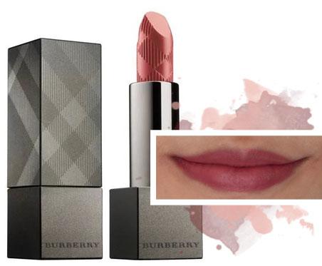 Burberry Lip Velvet Lipstick - 421 Rosewood