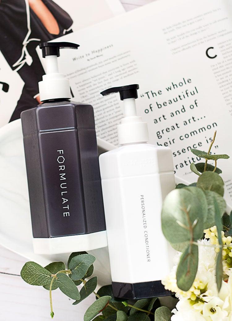 One more custom shampoo compared: Formulate review