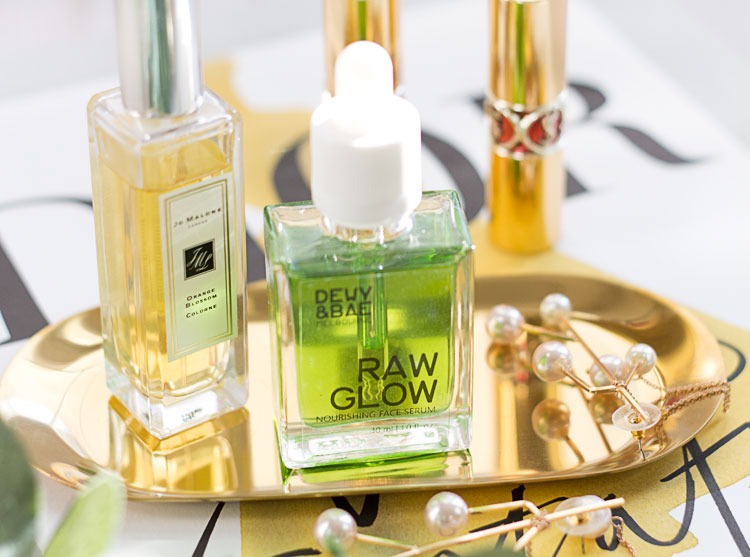 Chlorophyll skincare? the Dewy&Bae Raw Glow Serum review