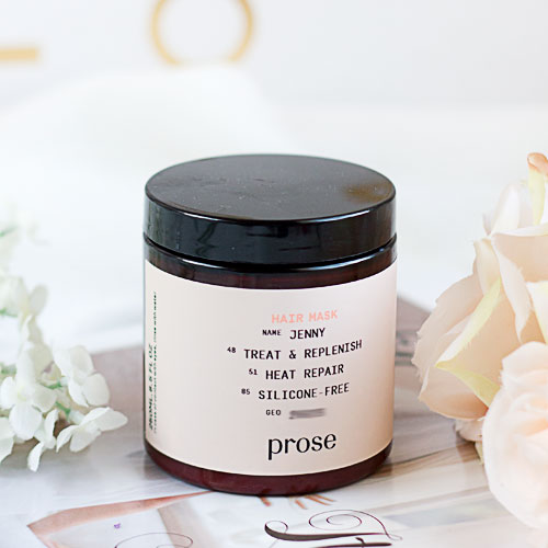 Prose Personalized Hair Mask