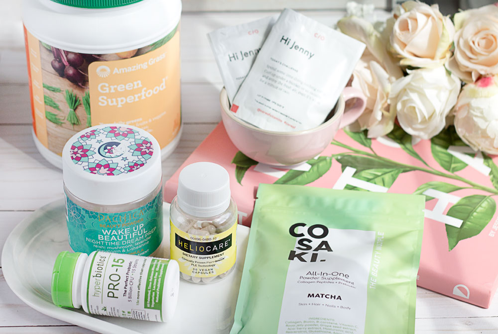 5 beauty supplements that I swear by