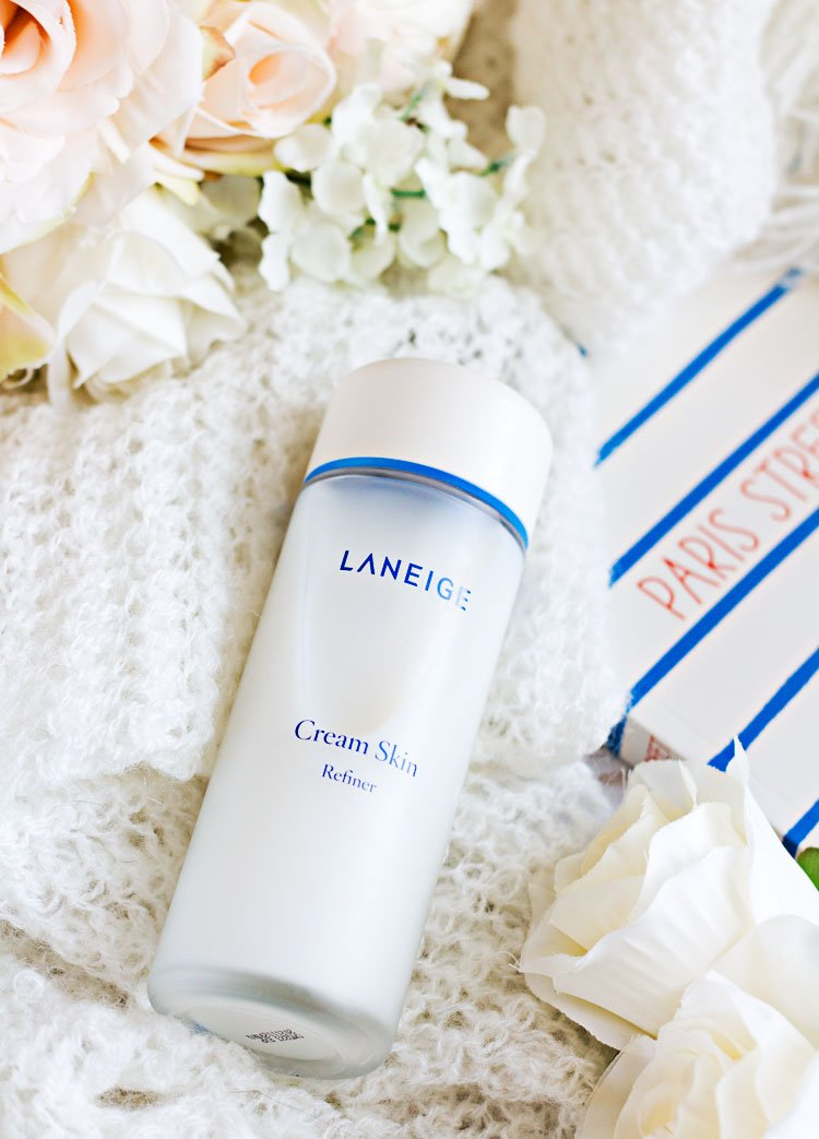 Laneige Cream Skin Refiner - the best toner yet!