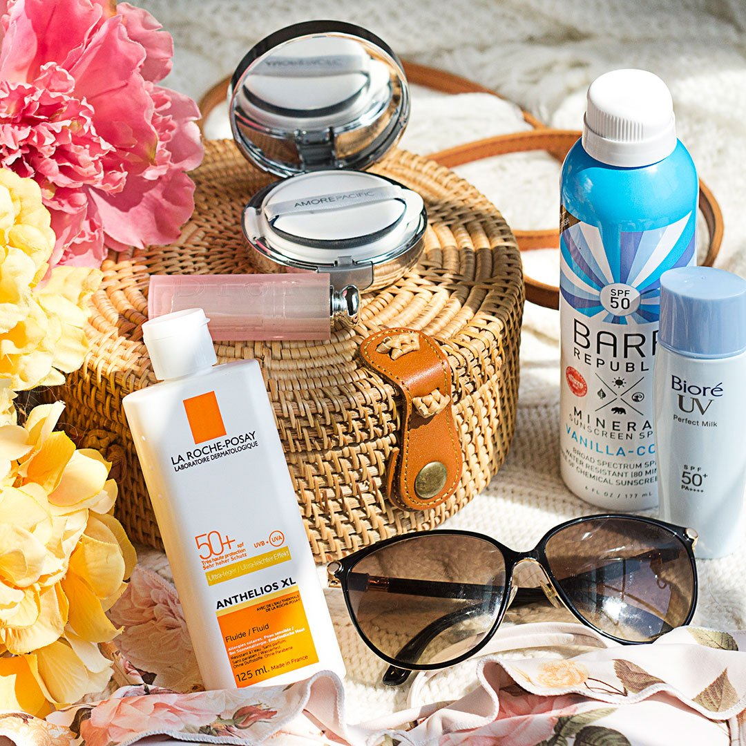 outdoor sunscreens for the summer