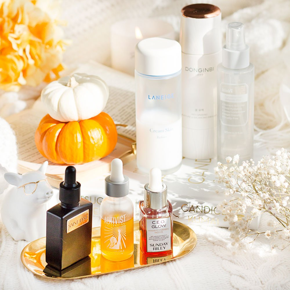 Simple steps to update your skincare routine for fall