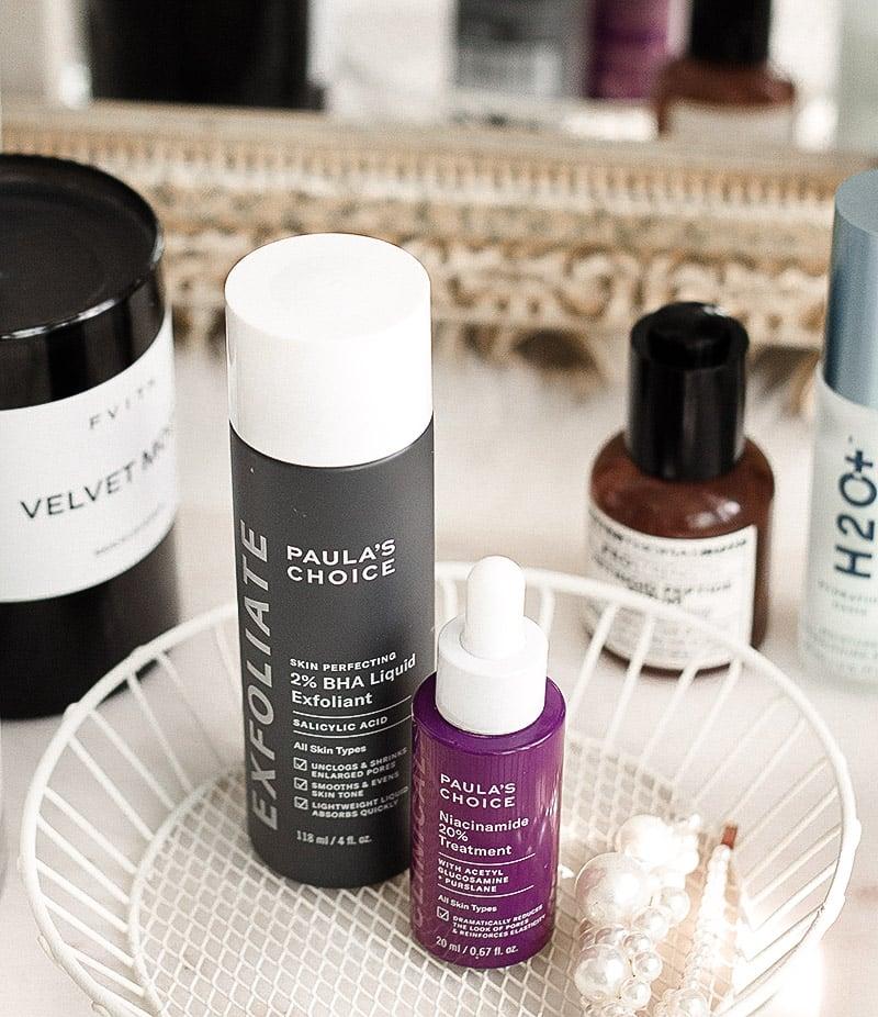 How I minimized my pores with the Paula's Choice Niacinamide 20% Treatment