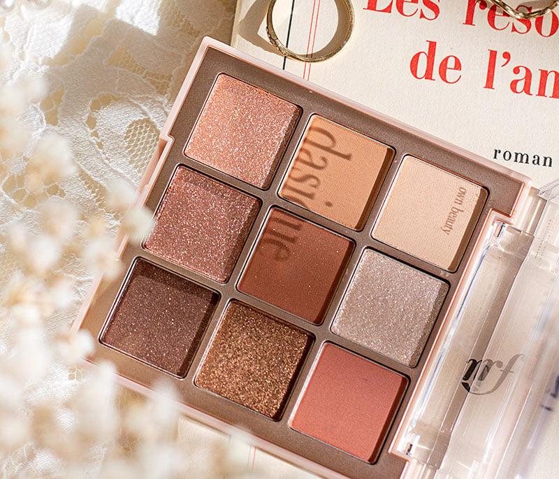 Dasique Shadow Palette in Sugar Brownie