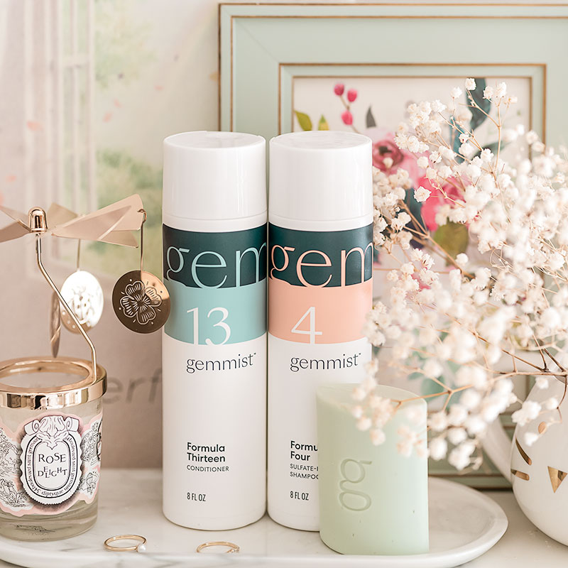 A new personalized hair care brand: Gemmist reviews