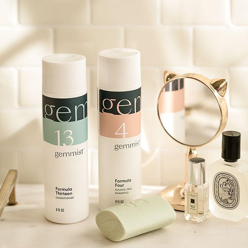 gemmist reviews - shampoo & conditioner