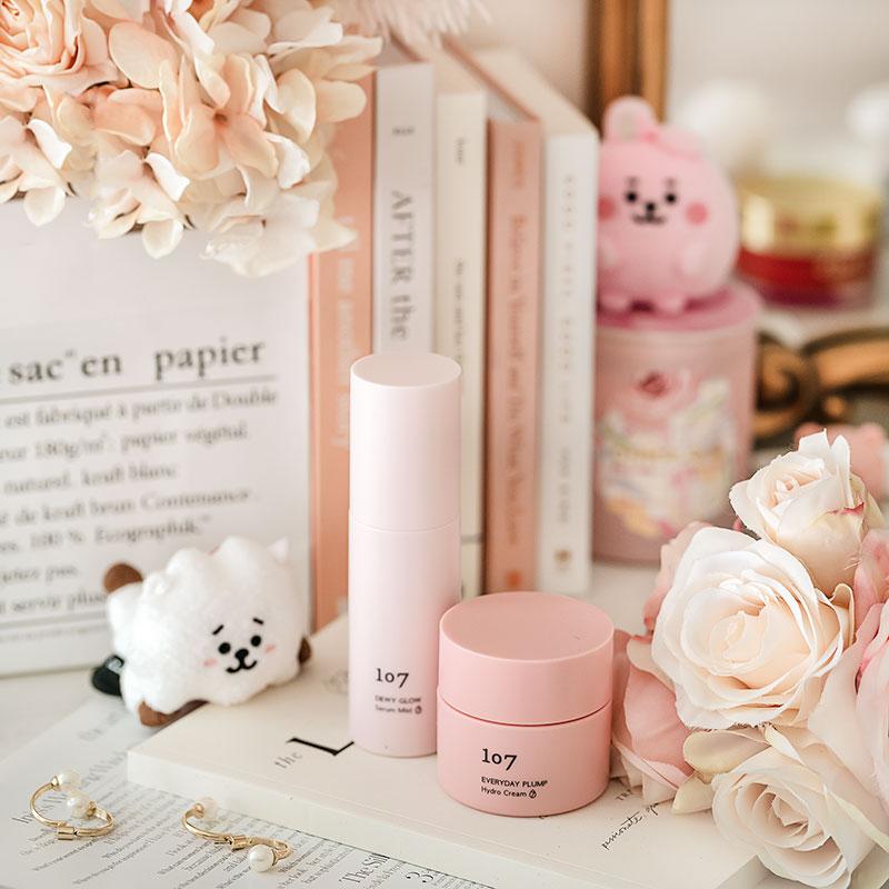 107 beauty everyday plump hydro cream