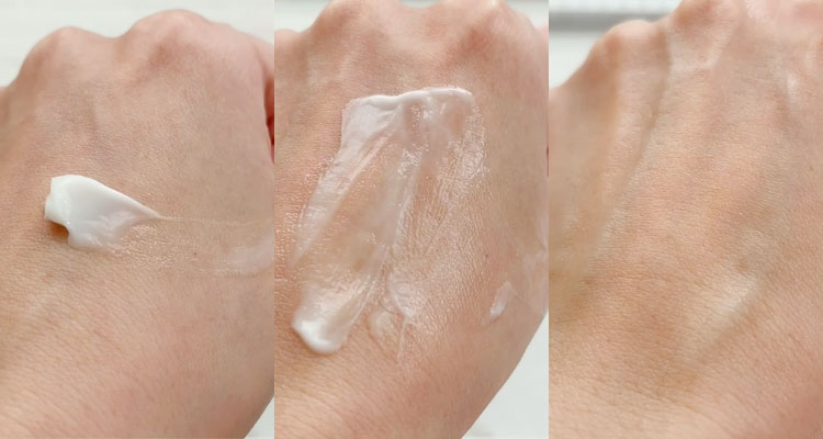 107 everyday plump hydro cream textures