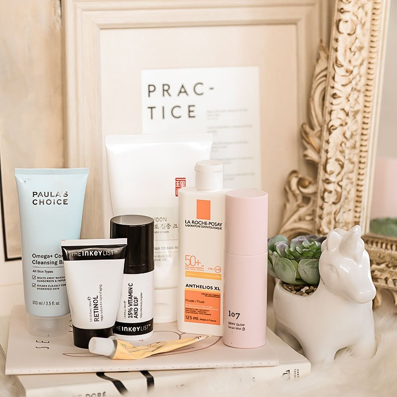 How to start a skincare routine in your 30's