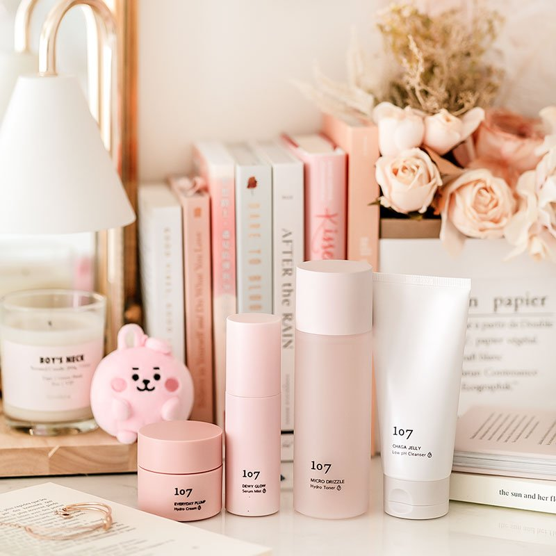 107 beauty review